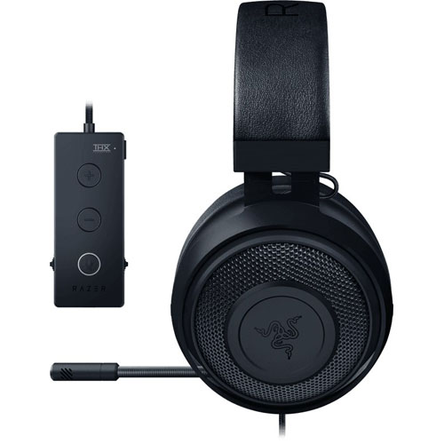Razer Kraken Tournament Edition cuffie con microfono