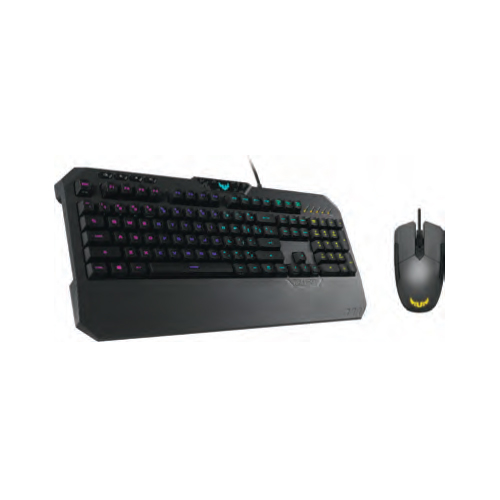 ASUS TUF GAMING k5 + M5 KIT TASTIERA & MOUSE