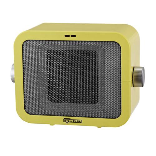 TERMOZETA Airzeta Scaldo Cube Yellow