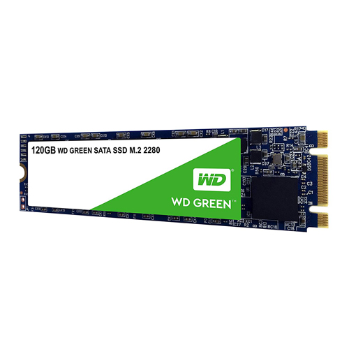 WD Green SSD 120 GB M.2 2280