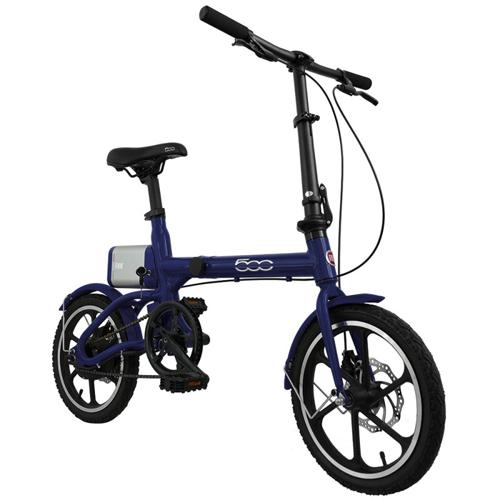 FIAT Fold Bike F500 Blue