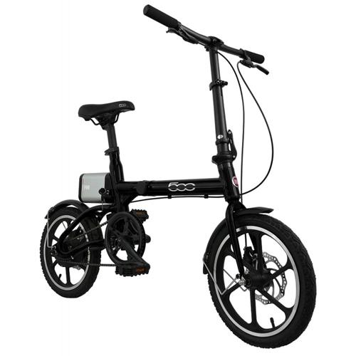 FIAT Fold Bike F500 Black
