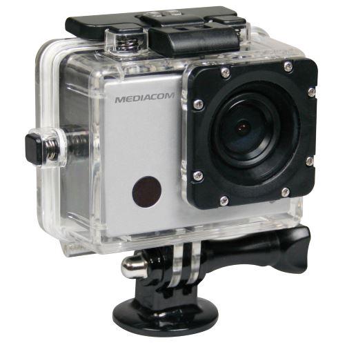 Kit SportCam Xpro 220 HD Case Subacqueo - Cavo - Batteria e Supporto