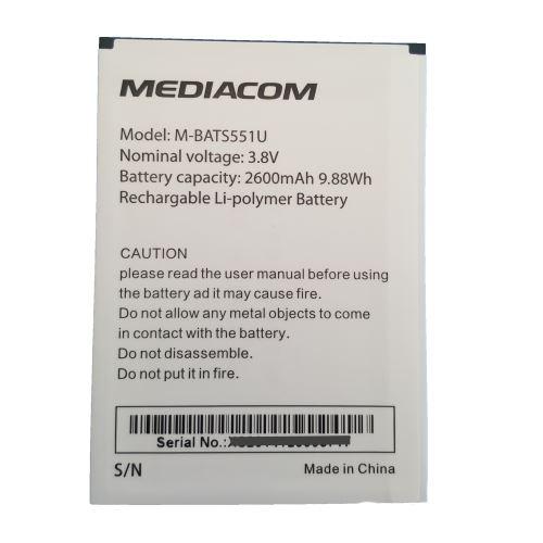 Batteria Mediacom S551U