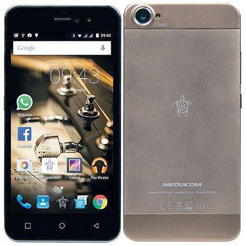 Mediacom PhonePad X525U Gold