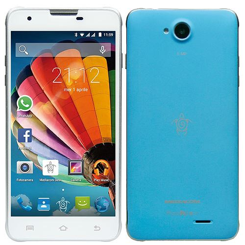 PhonePad Duo G510 Blu Sky