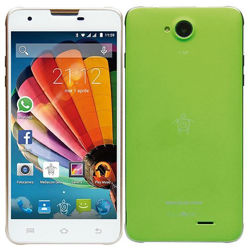 Mediacom PhonePad G510 Green