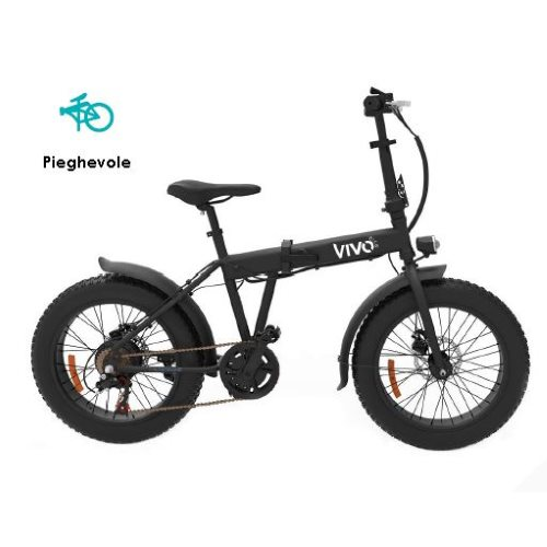 Vivo Fat Bike VFA20F