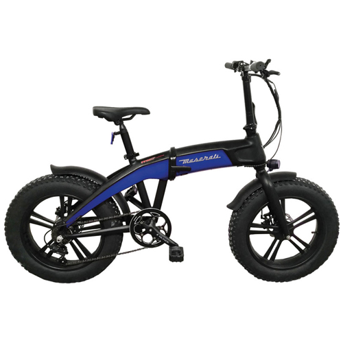 MASERATI Fat Bike F20 Blue