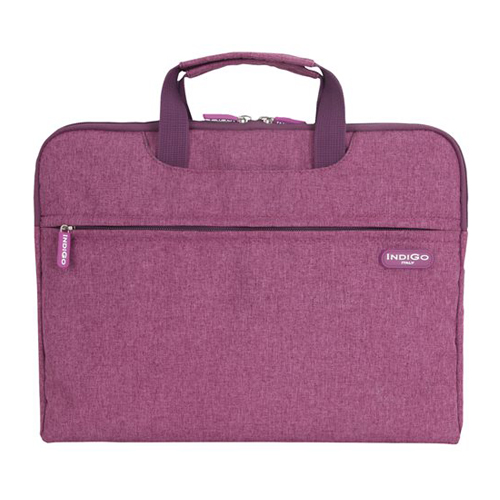 IndiGo Computer Bag Verona purple 13.3